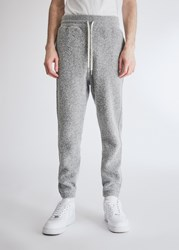 John Elliott Boucle Ebisu Sweatpants In Cement Size Small Wool