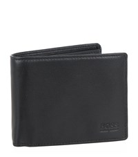 Boss Arezzo Tri Fold Leather Wallet Unisex