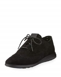 Cole Haan Grand Tour Tonal Sole Oxford Sneaker Black