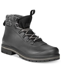 Barbour Men's Zed Hiker Boots Men's Shoes Black