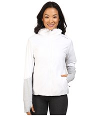 Brooks Lsd Thermal Jacket White Heather Oxford Women's Coat