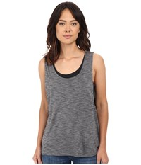 Bench Topof Short Sleeve Top Smoked Pearl Women's Short Sleeve Pullover Gray