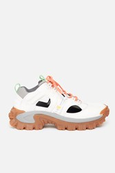 Christopher Shannon X Cat Footwear Open Cat Collaboration Trainers White