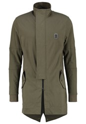 Religion Verge Short Coat Army Green Oliv