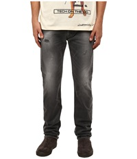 Vivienne Westwood Anglomania Low Crotch Jeans In Grey Denim