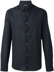 Cnc Costume National Costume National Classic Button Down Shirt Black