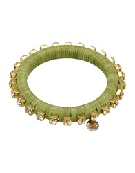Pinko Black Bracelets Light Green