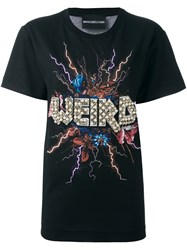 Marco Bologna 'Weird' T Shirt Multicolour