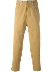 Societe Anonyme 'Deep Chino' Trousers Nude Neutrals