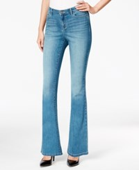 Styleandco. Style And Co. Flared Jeans Bijou Wash Only At Macy's
