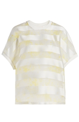 Giambattista Valli Silk T Shirt