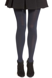 Elie Tahari Opaque Control Top Tights Black