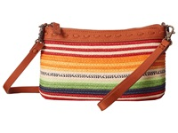 Pendleton Straw Wristlet Purse Casa Grande Stripe Multi Wristlet Handbags