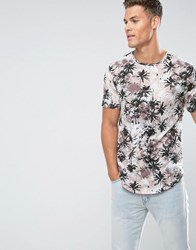 Only And Sons T Shirt Shadow Grey