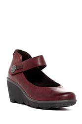 Cobb Hill Revhalo Wedge Red