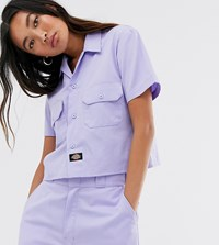 Dickies Relaxed Boxy Shirt Purple