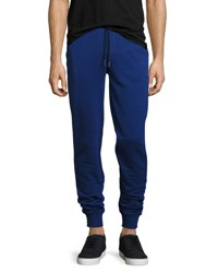 Moncler Drawstring Jogger Sweatpants Navy