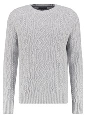 Banana Republic Jumper Sidewalk Grey Mottled Grey