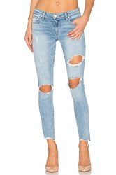 Lovers Friends X Revolve Ricky Skinny Jean Pacific