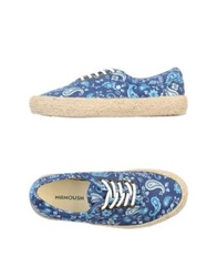 Manoush Espadrilles Blue