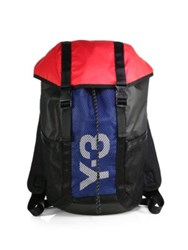 Y 3 Fs Backpack Black Multi
