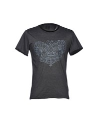 Coast Weber And Ahaus T Shirts Steel Grey