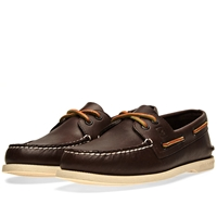 Sperry Topsider Authentic Original 2 Eye Classic Brown