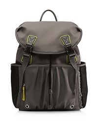 M Z Wallace Mz Cece Backpack Medium Grey