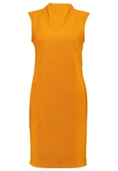 Kiomi Summer Dress Ochre