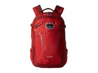 Osprey Parsec Robust Red Backpack Bags