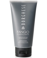 Borghese Fango Purificante Purifying Mud Mask For Face And Body 5 Oz