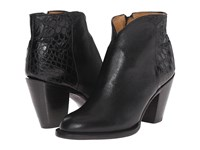 Lucchese Jenna Black Cowboy Boots