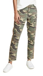 Sundry No 60 Camo Trousers Stoned Vintage
