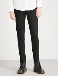 Belstaff Tattenhall Slim Fit Skinny Jeans Rinsed Black
