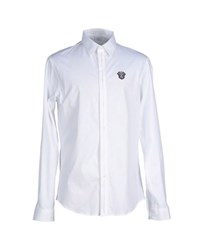 Gianfranco Ferre Gf Ferre' Shirts Shirts Men White