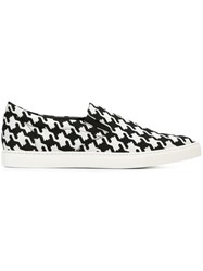 Dsquared2 A Popa Sneakers Black