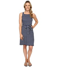 Mountain Khakis Cora Dress Midnight Blue Women's Dress