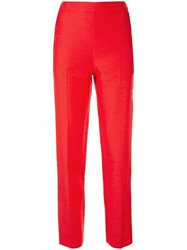 Macgraw Non Chalant Trousers Red