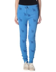Zoe Karssen Casual Pants Blue