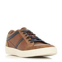 Howick Thom Casual Sporty Trainers Tan