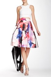Stella And Jamie Gwenyth Midi Skirt Multi