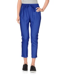 Brian Dales Trousers Casual Trousers Women Blue