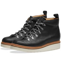 Grenson Bobby Mountain Boot Black