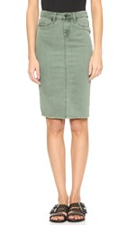 Blank Pencil Skirt Summerland