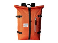 Poler Retro Rolltop Bag Burnt Orange Bags