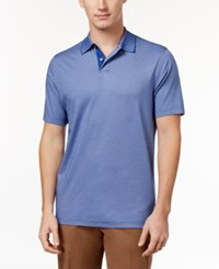 Tasso Elba Men's Polo Only At Macy's Blue