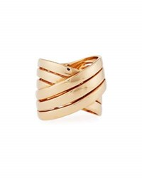 Roberto Coin 18K Rose Gold Crossover X Ring