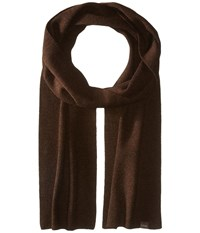 Coal The Mesa Scarf Brown Scarves