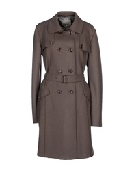 Henry Cotton's Coats Dove Grey