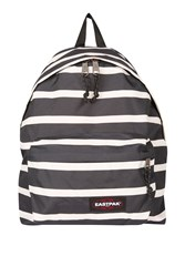 Topshop Padded Backpack By Eastpak Monochrome